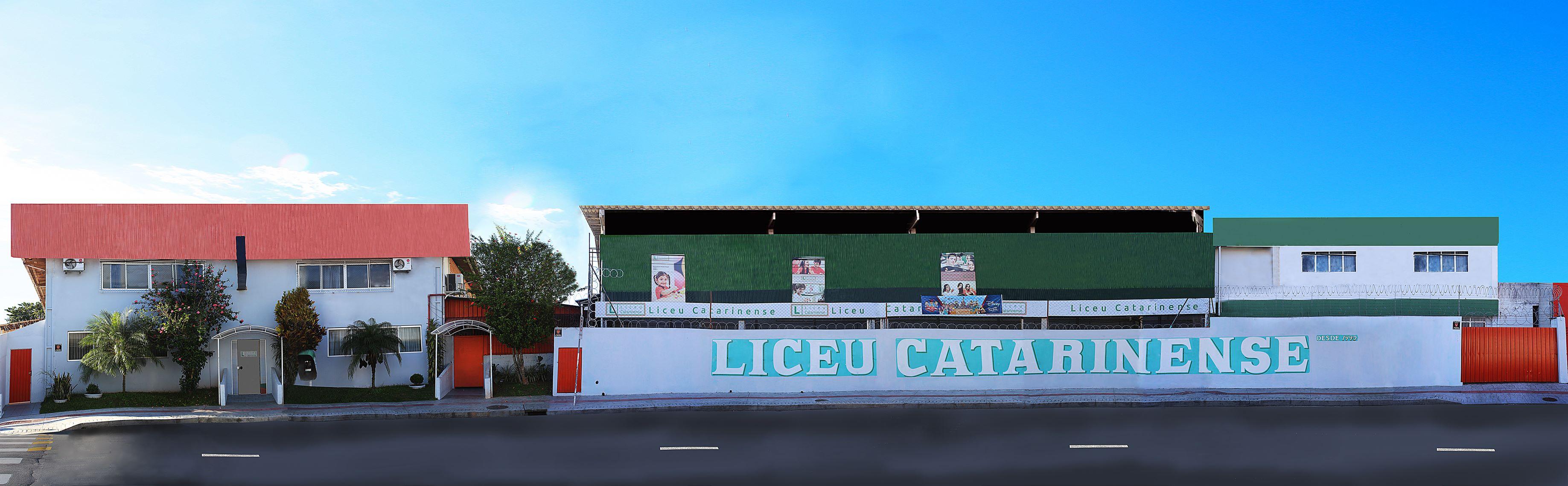 Resultado de imagem para Colégio Liceu Catarinense